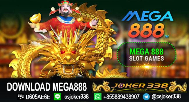 download-mega888